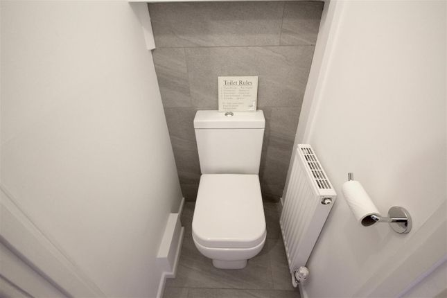 Downstairs WC of Lupton Road, Sheffield S8