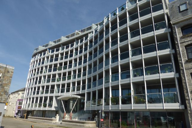 Thumbnail Flat for sale in Discovery Wharf, 15 North Quay, Plymouth