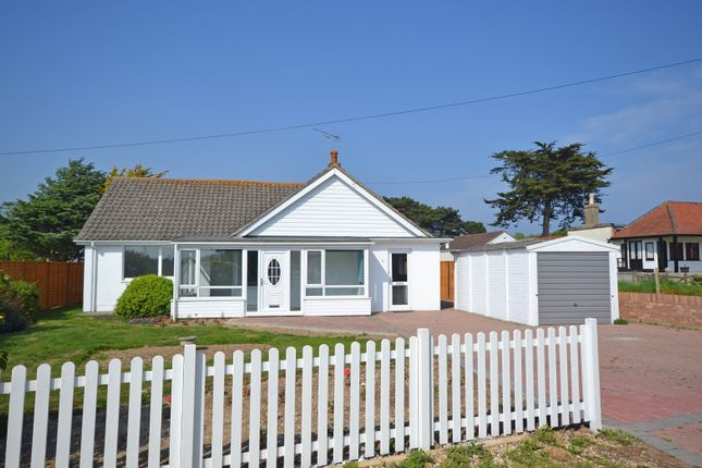 Thumbnail Detached bungalow for sale in Park Lane, Selsey