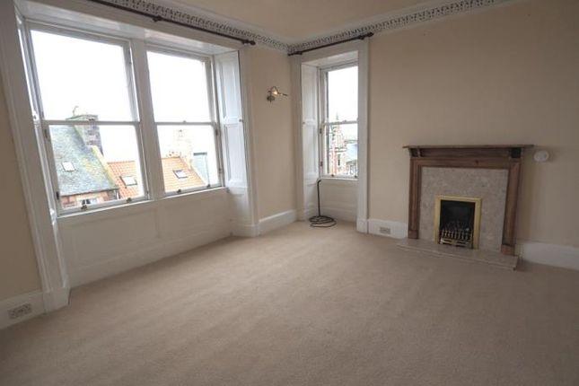 Thumbnail Flat to rent in Abbeylands, High Street, Dunbar
