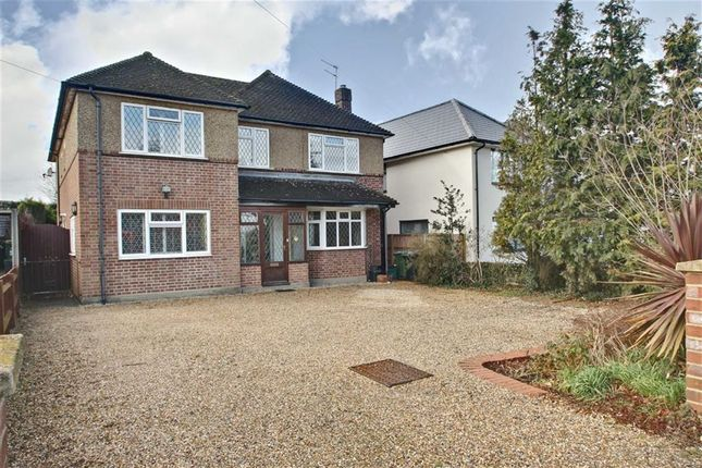 Thumbnail Detached house for sale in Oakwood Road, Bricket Wood, St.Albans