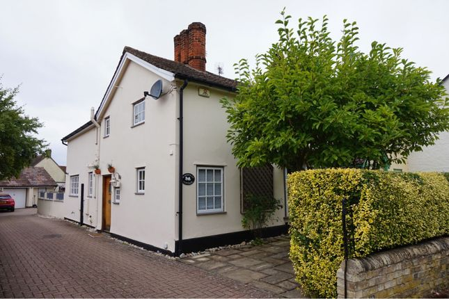 Thumbnail End terrace house for sale in Carmel Street, Great Chesterford, Saffron Walden