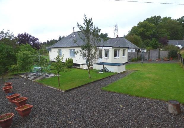 3 bed semi-detached bungalow for sale in Lochy, Kendoon, Dalry, Castle Douglas