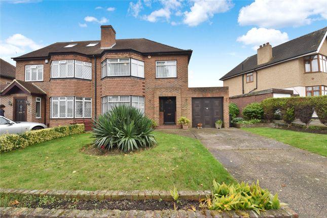 Thumbnail Semi-detached house for sale in Shepherds Lane, Dartford, Kent