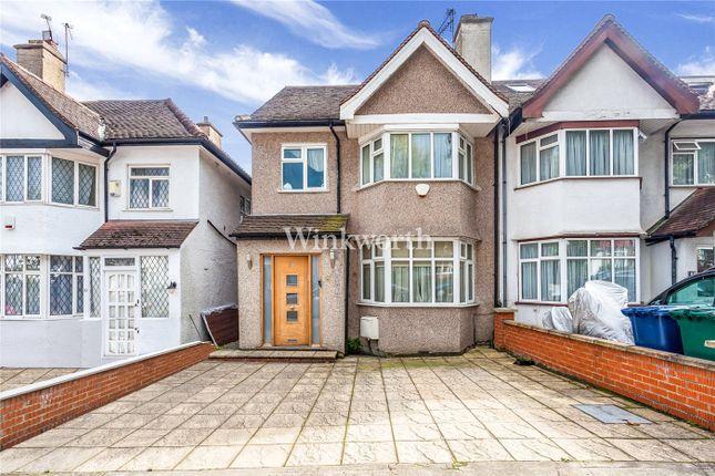 Thumbnail Semi-detached house for sale in West Avenue, London