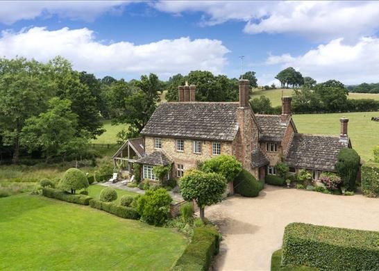 Thumbnail Detached house for sale in Storrington Road, Pulborough, West Sussex