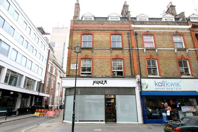Thumbnail Commercial property to let in 53 Great Titchfield Street, Fitzrovia, London