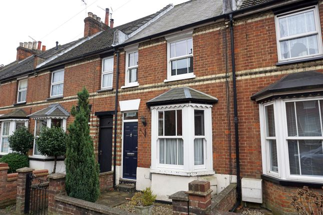 Thumbnail Terraced house for sale in Benslow Lane, Hitchin