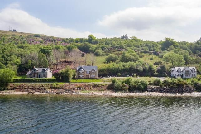 Thumbnail Detached house for sale in Strachur, Cairndow, Argyll And Bute