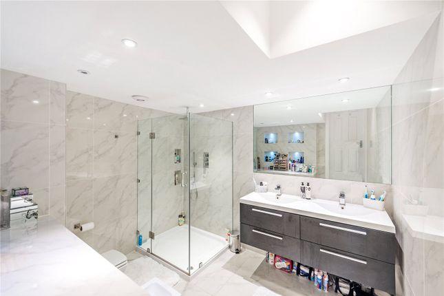 Shower Room of Thames Crescent, London W4