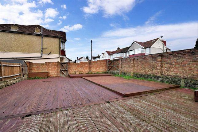 Thumbnail End terrace house for sale in Marcet Road, Dartford, Kent