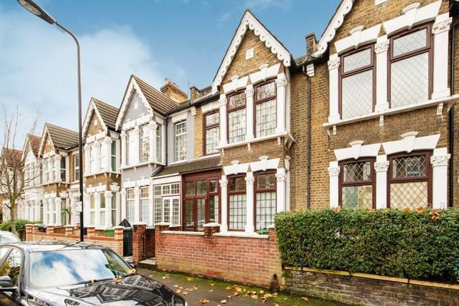 Thumbnail Terraced house to rent in Harold Road, London