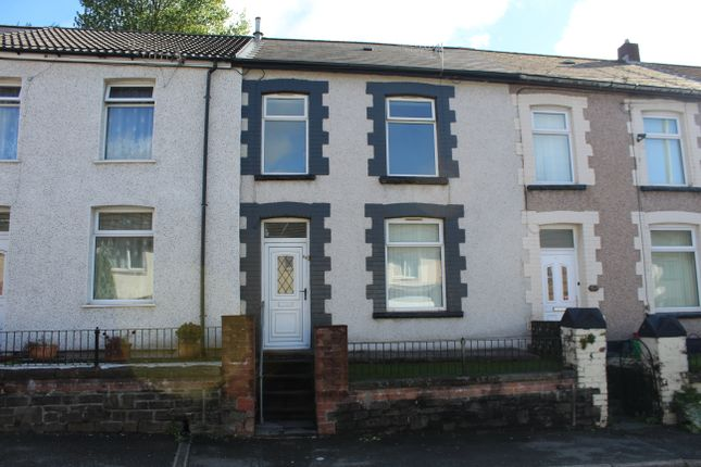 2 bed terraced house to rent in Trealaw Road, Tonypandy CF40