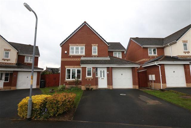 Thumbnail Detached house for sale in Pennington Drive, Carlisle, Cumbria