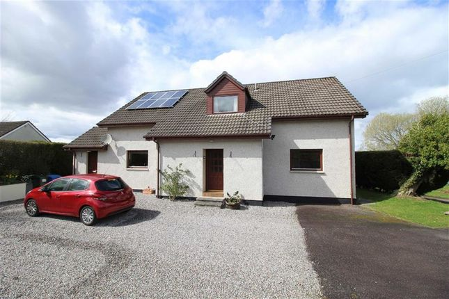 Thumbnail Detached house for sale in Glenforsa, Smithton, Inverness