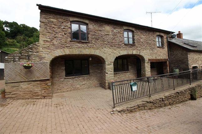 Thumbnail Barn conversion to rent in Llantilio Crossenny, Abergavenny