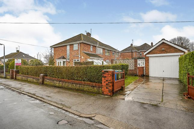 Thumbnail Semi-detached house for sale in Annandale Road, Kirk Ella, Hull