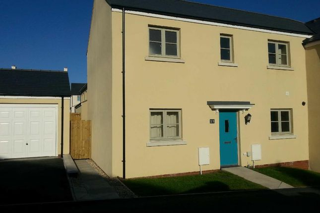 Thumbnail Property to rent in Lon Y Grug, Llandarcy, Neath