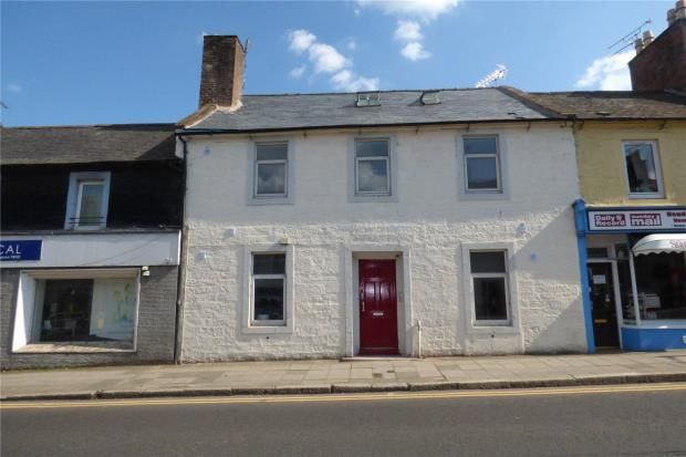 Thumbnail Flat to rent in Apartment A (Ground Floor), Galloway Street, Dumfries
