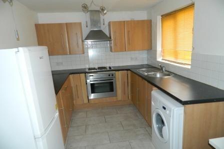 Kitchen  of Lansdowne Street, Coventry. CV2