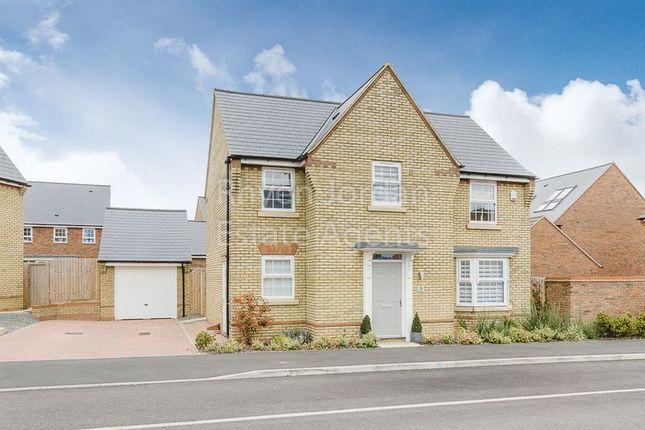 4 bed detached house for sale in Blackbeard, Brooklands, Milton Keynes