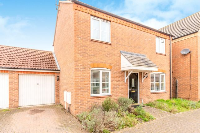 Thumbnail Detached house to rent in Daisy Court, Elsea Park, Bourne