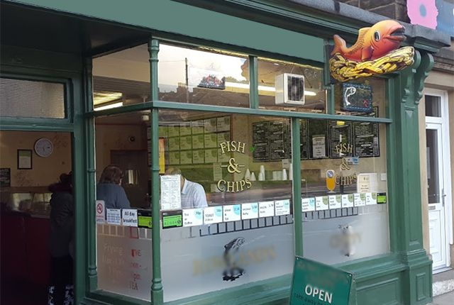 Thumbnail Restaurant/cafe for sale in Market Street, Rochdale