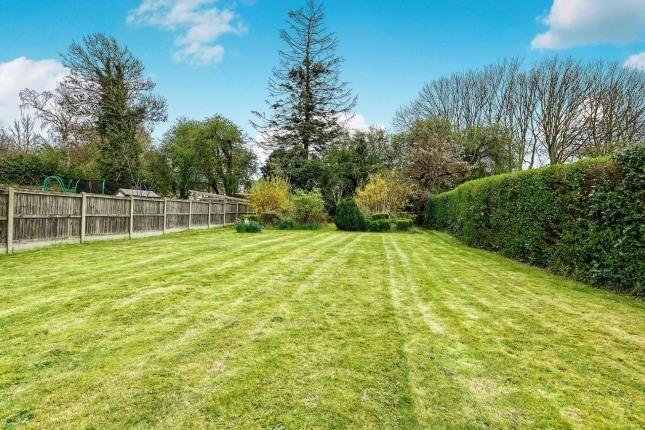 Garden of New House Lane, Canterbury, Kent, United Kingdom CT4