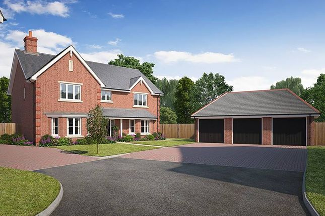"Thumbnail Detached house for sale in ""Beech House"" at Kendal End Road, Barnt Green, Birmingham"