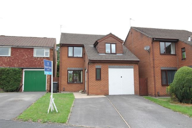 Thumbnail Detached house for sale in Rugby Drive, Tytherington, Macclesfield