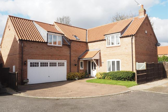 Thumbnail Detached house for sale in Speedwell House, The Cuckstools, Sutton-On-Trent