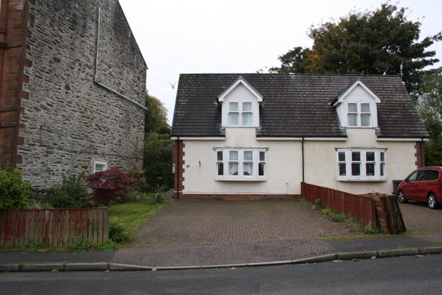 Thumbnail Semi-detached house for sale in 73c Ardbeg Road, Isle Of Bute