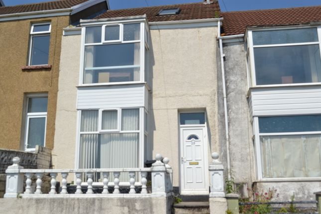 Thumbnail Terraced house to rent in Milton Terrace, Mount Pleasant Swansea