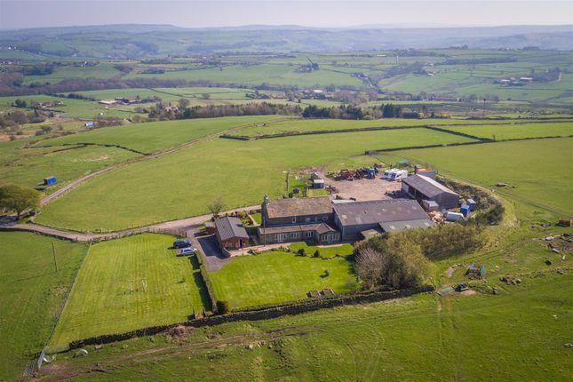 Thumbnail Property for sale in Thornton Park Farm, Ash Hall Lane, Soyland