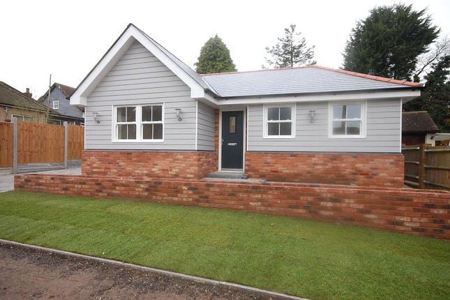 Thumbnail Bungalow for sale in Stacey Drive, Langdon Hills, Essex