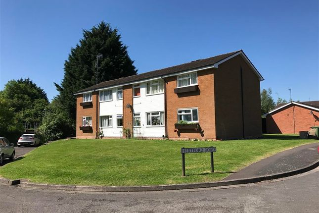 Thumbnail Flat to rent in Hertford Road, Stratford-Upon-Avon