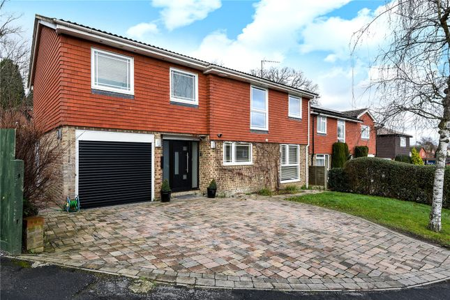 Thumbnail Detached house for sale in Cavendish Meads, Sunninghill, Berkshire