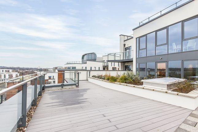 Roof Terrace of John Donne Way, London SE10