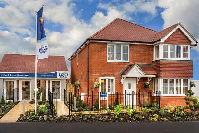 """Thumbnail Detached house for sale in """"The Canterbury"""" at Lower Icknield Way, Chinnor"""