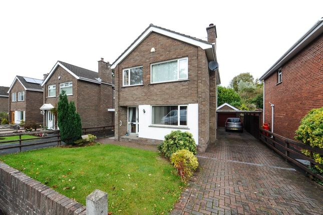 Thumbnail Detached house for sale in Knockvale Grove, Ballyhackamore, Belfast