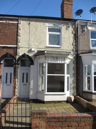 Thumbnail Terraced house to rent in Regent Terrace Barrow Road North Lincolnshire, Barrow Upon Humber