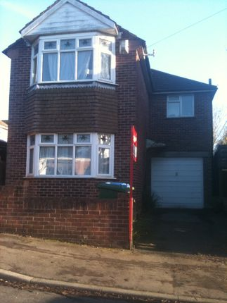 Thumbnail Property to rent in Nile Road, Highfield, Southampton