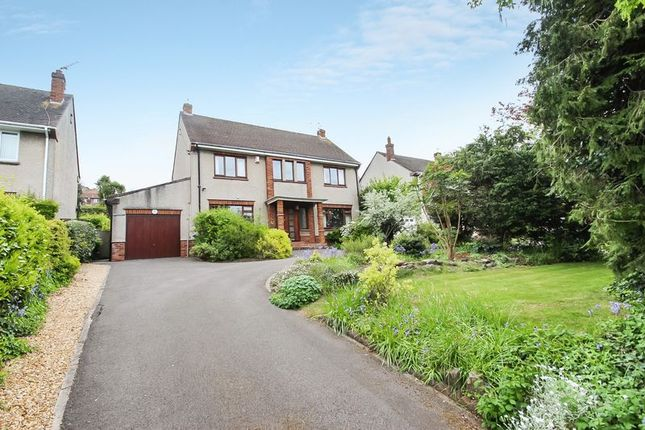 Thumbnail Detached house for sale in Wells Road, Glastonbury