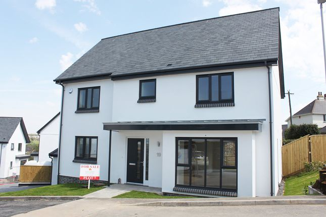 Thumbnail Detached house for sale in Hill Lane, Hartley, Plymouth