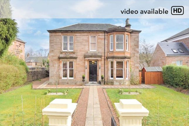 Thumbnail Detached house for sale in Bothwell Road, Uddingston, Glasgow
