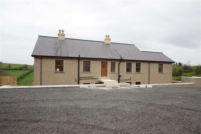 Thumbnail Semi-detached house to rent in Broomhill Road, Ballynahinch