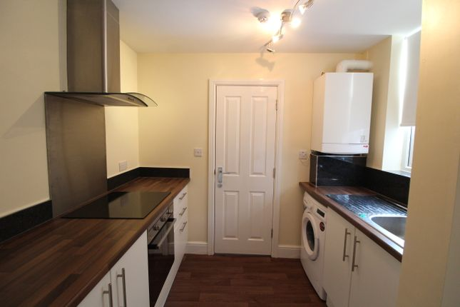 Thumbnail Flat to rent in Ripon Street, Preston