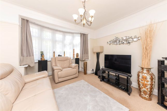 4 bed terraced house for sale in Greenway Avenue, Walthamstow, London E17