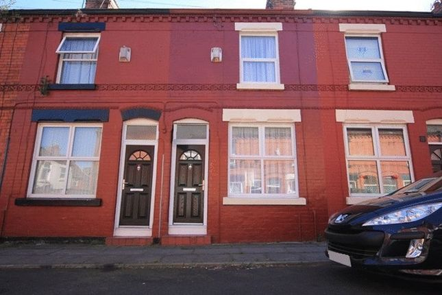 Thumbnail Terraced house for sale in Wimbledon Street, Wavertree, Liverpool