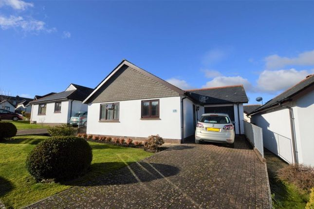 Thumbnail Detached bungalow for sale in Moorland View, Buckfastleigh, Devon
